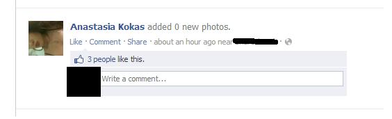 Girls on my Facebook. Wut. wut