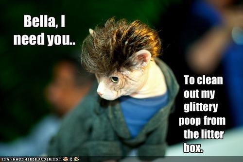 Glitter Poop. . Bella. I In clean out my mitten! will tram ttwtt glitter poop