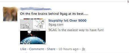 god damn 9fags. saw this on my facebook. God Damn fags