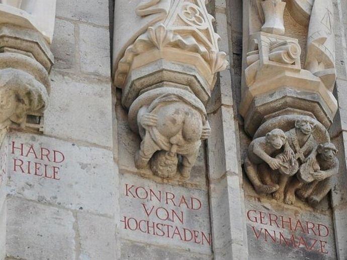 God damn it Konrad. Konrad you're a disgrace to the rest of us gargoyles.. God damn it Konrad you're a disgrace to the rest of us gargoyles