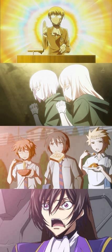 God of Anime. .