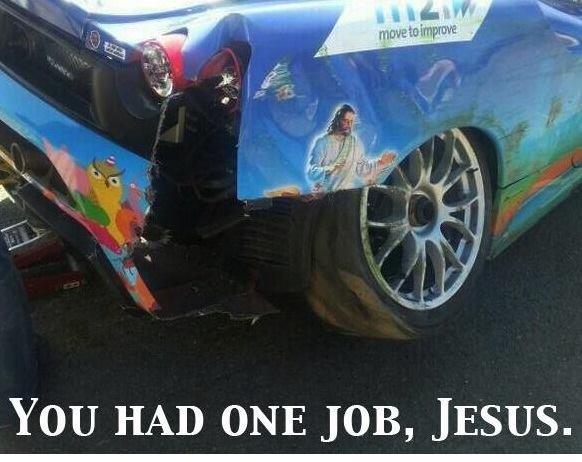 Good friday. Easter. YOU HAD ONE JOB, JESUS. Jesus