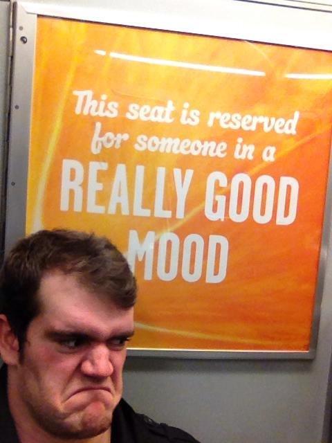 good mood. .. I'm always either depressed or neutral. good mood I'm always either depressed or neutral