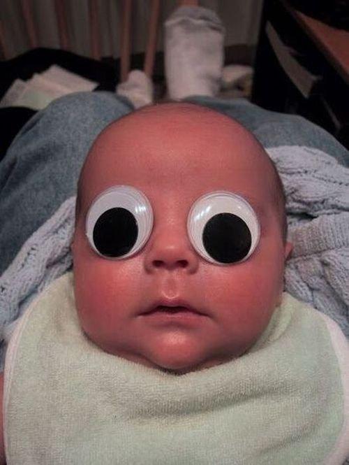 Googley Eyes. .. Made me think of this Googley Eyes Made me think of this