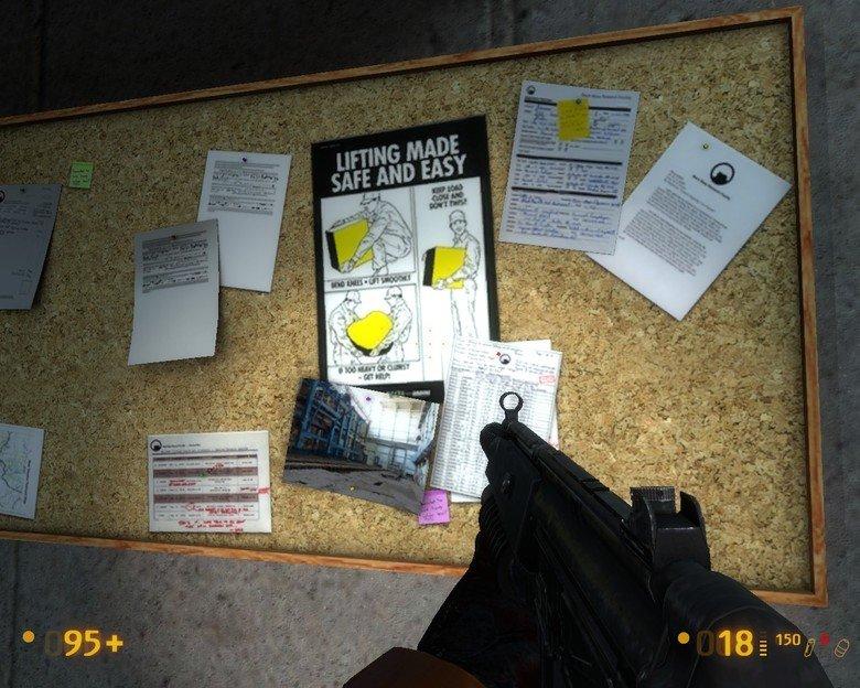 Gordon Freeman Lifts. Found in Black Mesa. These are the tags mr freeman