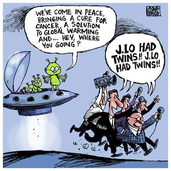 Gotta Have Priorities. .. How irrelevant in 2014 priorities aliens