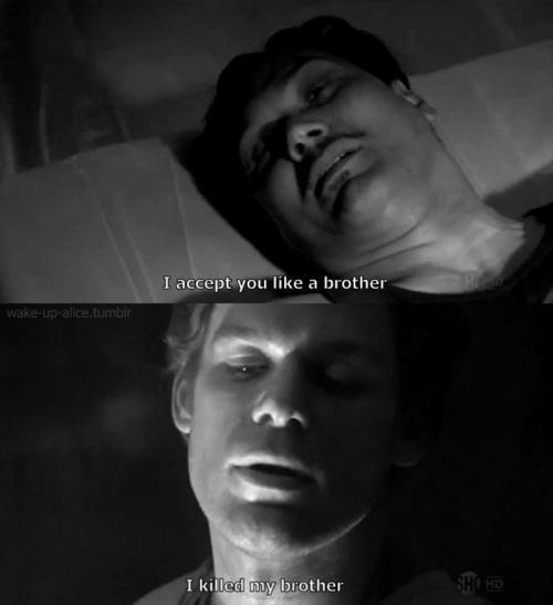Gotta Love Dexter. Dexter Morgan at his best I'm really into this, loving it so far ^^. dexter dexter morgan s1 s2 s3 s4 S5 s6 s7 S8 s9 Morgan killer serial killer blood