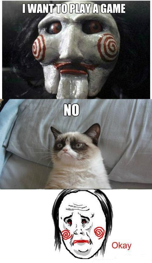 Grumpy Cat. Not mine.. Grumpy Cat Not mine