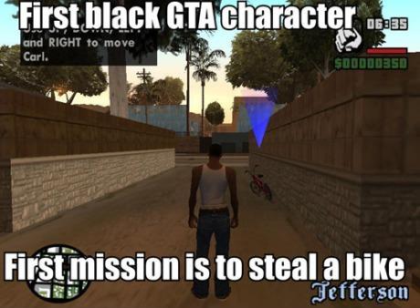 GTA nigga. .. I only realised uit now... GTA nigga I only realised uit now