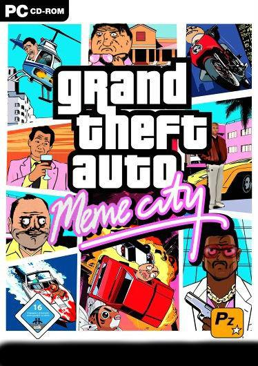 GTM Meme City. 5 Star Troll face. meme