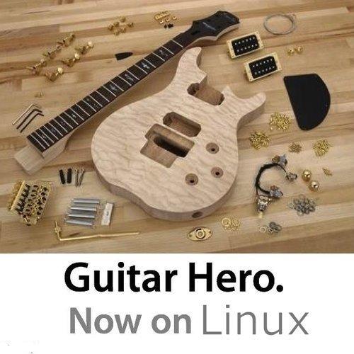 guitar hero. . Guitar Hero. Nowon Linux the game