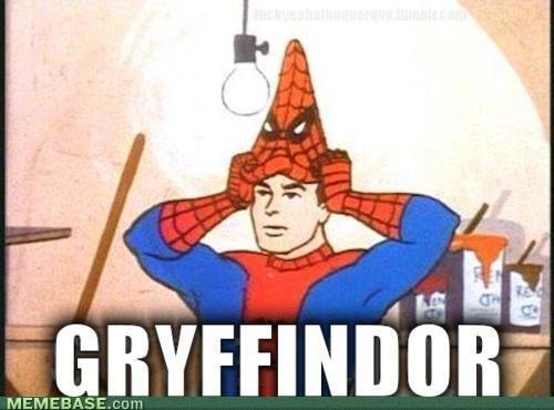 GYFFINDOR!. . GYFFINDOR!