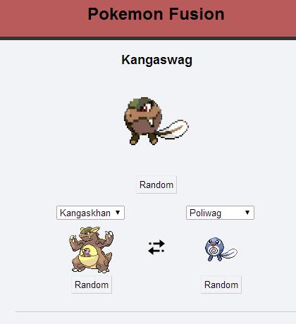 Kangaswag. I... Knew it!. Kangaskan Rand om Kangaskhan ' Rand om Rand om. Dumping normal Pokemon Goldeen Swag Kangaskhan Pokemon