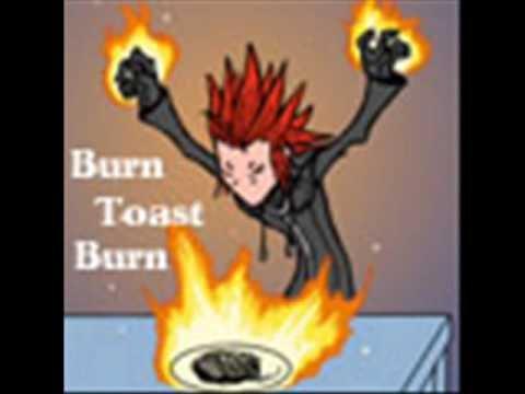 KILL IT WITH FIRE. XD.. I really want someone to repost this so I can say retoast :D lol toast pun ^^ kingdom hearts kill fire