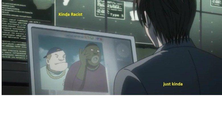 KINDA RACIST. . l Kinda Racist just kinda just kinda