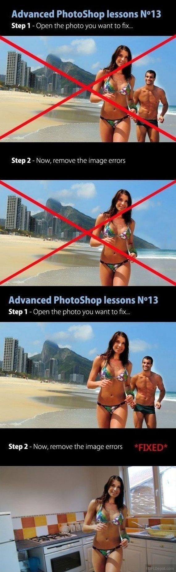 "Kitchen pls. . Advanced Photoshop lessons 3 Step 1 "" Open the photo you went to fic, Advanced Photoshop lessons Steps - Open the photo you want to fic, Kitchen pls Advanced Photoshop lessons 3 Step 1 "" Open the photo you went to fic Steps - want"