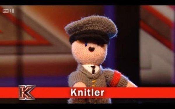 Knitler. . HEN Cutles silver