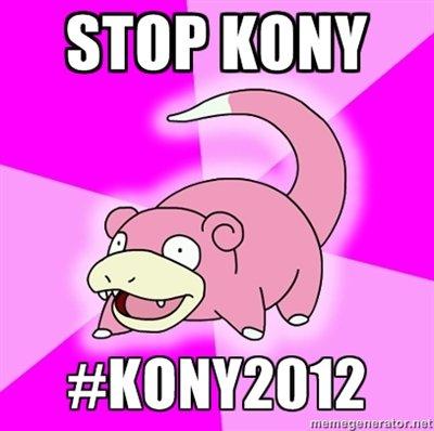 Kony 2012 rofl. word. Kony slowpoke Penis