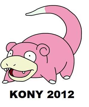 KONY 2012. You know. KONY 201 2 kony slowpoke