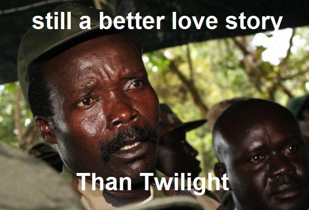 Kony. . still a better love st syra t trv' ser at Al. <=== the best love story of all time Kony bullshit niggers