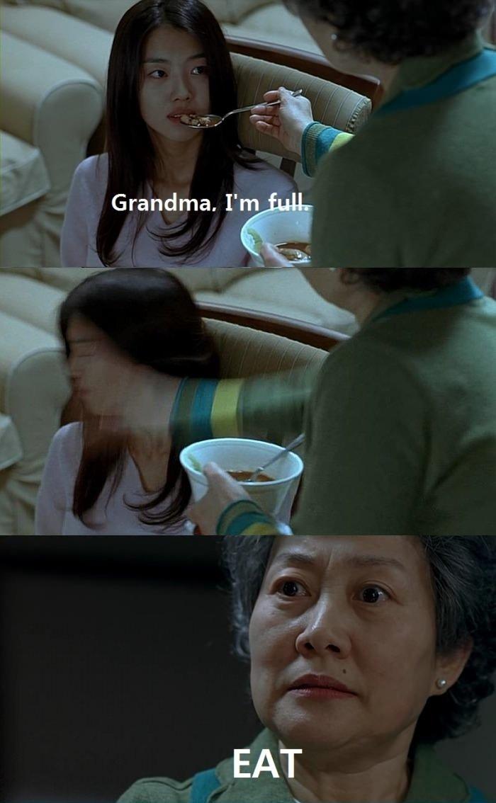 Korean Movie Scene. . Korean Movie Scene