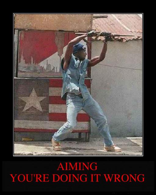 O CONFIRMED KILLS. .. GTA Liberia ;) spray and pray