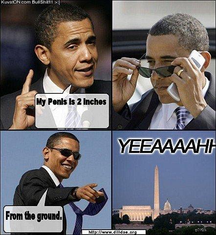Obama Yeaaaaaaaa. Hopefully not re-toast,<br /> Credit to lolrandom.com. obama funny yeaaa