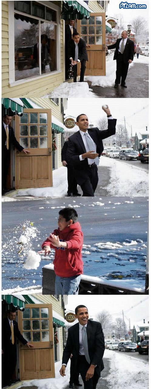 Obama is a jerk!. . Obama is a jerk!