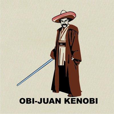Obi-Juan Kenobi. . KENOBI FUNNYJUNK star wars WTF