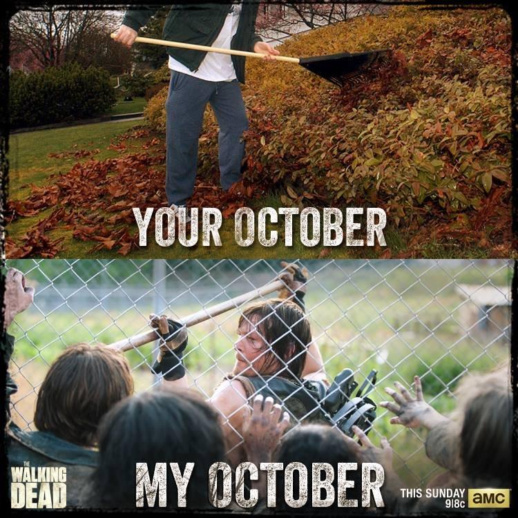 October. . THIS BEBE. Red October. October dayrl