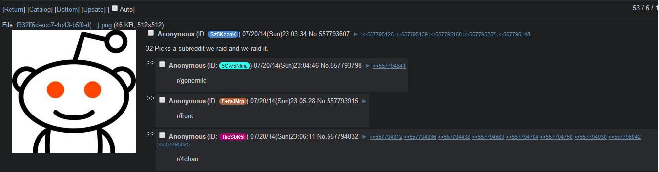 Oh, 4chan. . File II II II I I I Auto] 32 Picks 3 subreddit we raid r/ gonewild r/ fro roshan Oh 4chan File II I Auto] 32 Picks 3 subreddit we raid r/ gonewild fro roshan