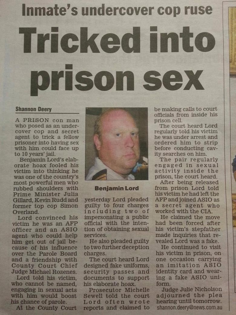 Oh, Australian news.... . oh Australian News funny