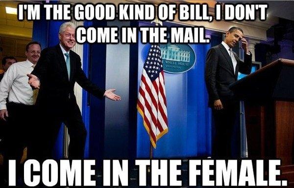 Oh Bill. . I cum IN THE FEMALE. Oh Bill I cum IN THE FEMALE