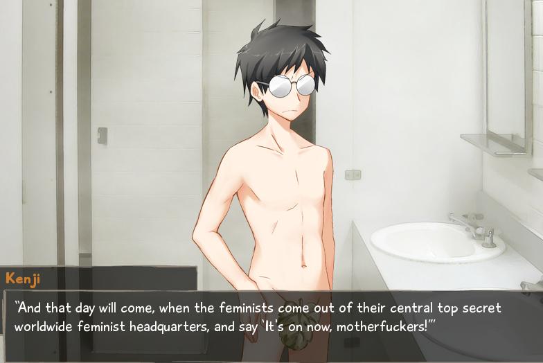 Oh Kenji. you sane man, you.... last sane man