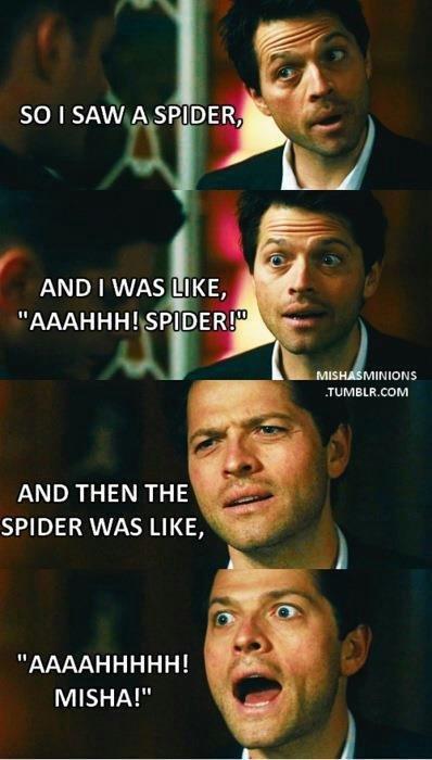 Oh Misha. . supernatural