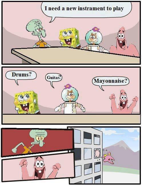 Oh Patrick. . Oh Patrick
