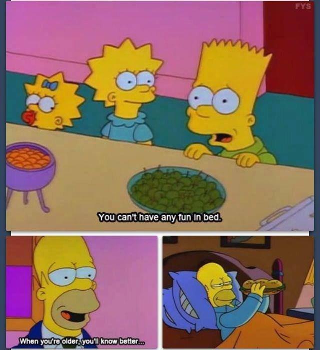 "Oh Simpsons how i love you. . CC,. aiit. Season 2, Episode 20; ""The War of the Simpsons"" Oh Simpsons how i love you CC aiit Season 2 Episode 20; ""The War of the Simpsons"""