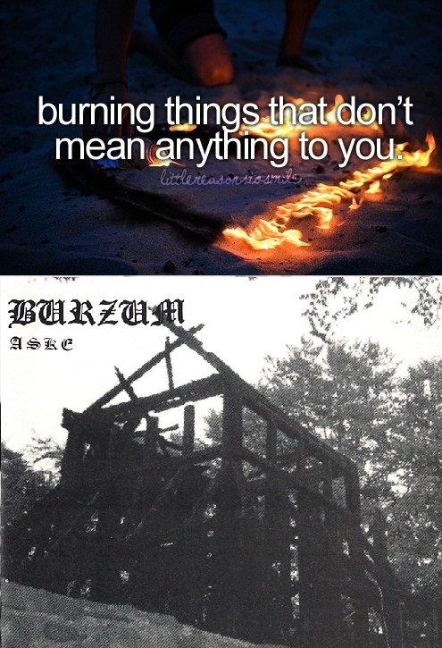 Oh Varg. . burning thin o. stiill, Oh Varg burning thin o stiill