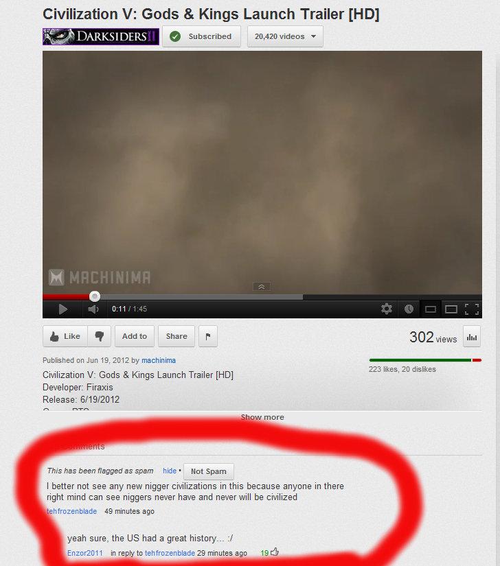 Oh youtube. åopawjgfspæåødroigvasepærgijasepærgisaejpærgaoeirjgæp. faerfgad df asf
