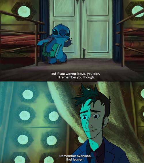 ohana. . Burl if 1. -nu wanna leave. you cu n. VII you yhough. that humus.. oh god why Doctor Who stitch Ohana