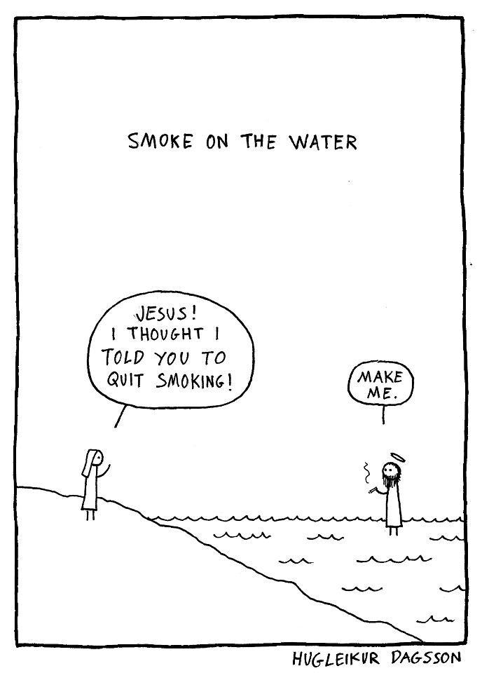 okeipiss. . SMOKE ON THE WATER t THOU& HT I okeipiss SMOKE ON THE WATER t THOU& HT I
