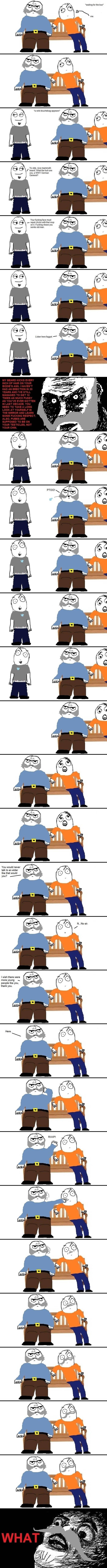 Old People. .. CH-CH-CH-repost. Old People CH-CH-CH-repost