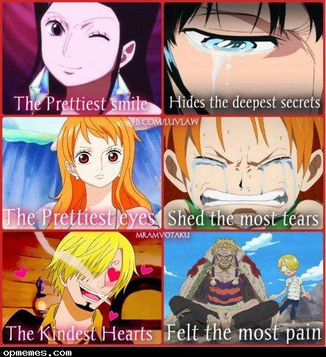 One Piece. . iis I rides the deepest secrets it Hearts felt the most pain com one piece robin nami sanji