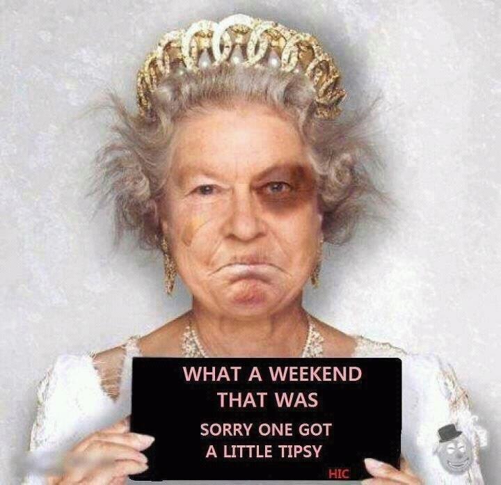 One's weekend.... Yep.. One's weekend Yep