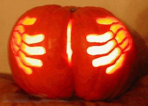OP's pumpkin carving. hi.. You are OP mate hello