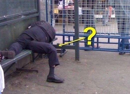 "Ouch!. I've heard of akward sleeping positions... but dafuq?. trorr. F ""III i. SMGT. if akward painful l"