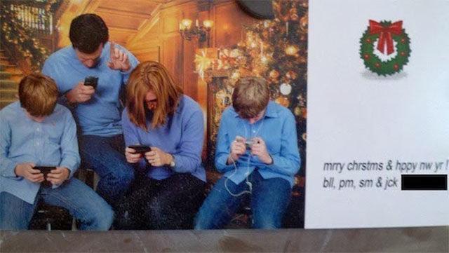 "Sad but true...... . Illia) mam: Fwy an (tio Illing! ! llwr'.. ""Cell phones are making us less social/communicative"" asdasdasdas"