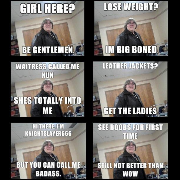 Sad Virgin 1. This is a meme called Sad Virgin. Enjoy the lol's!. sad Virgin wow internet nerd Geek Fat