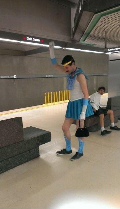 Sailor Freddie Mercury anyone?. . was Sailor Freddie Mercury anyone? was