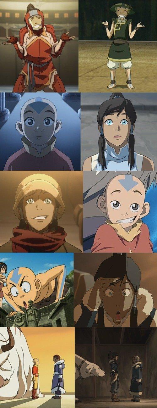 same old avatar. last one gave me feels.. last one made me tear bend avatar
